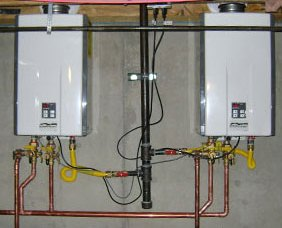Tankless Water Heaters Installation Milford, CT