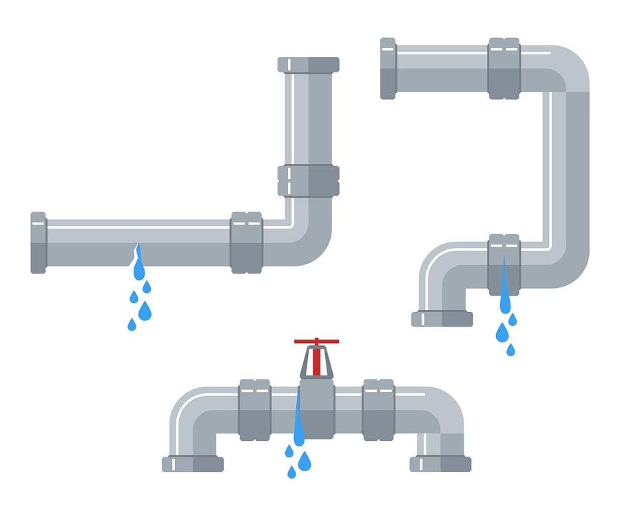 How To Find Hidden Plumbing Leaks In