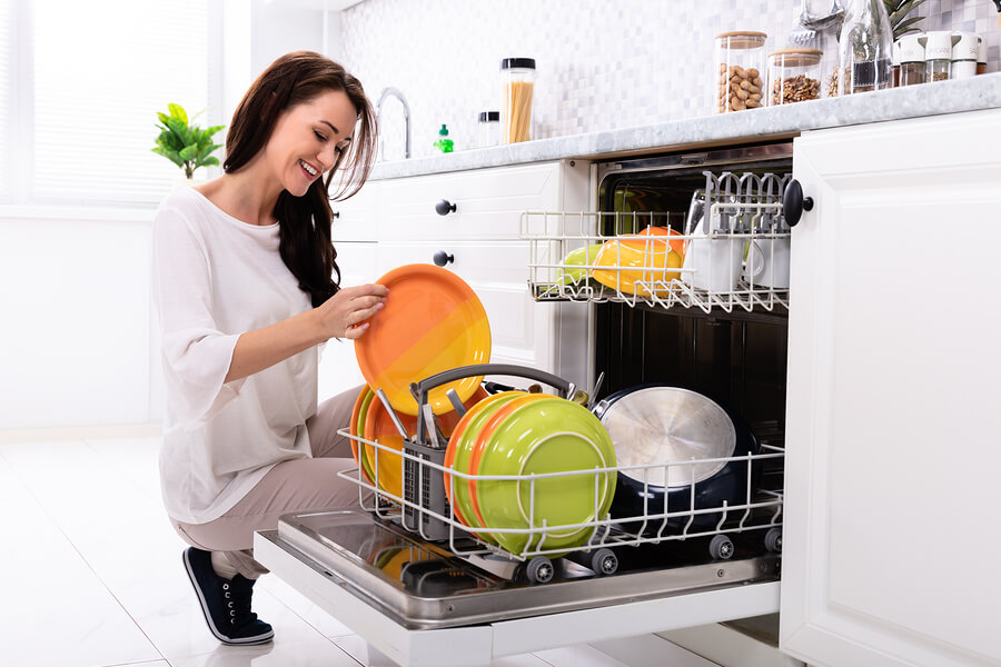 Fix a Smelly Dishwasher