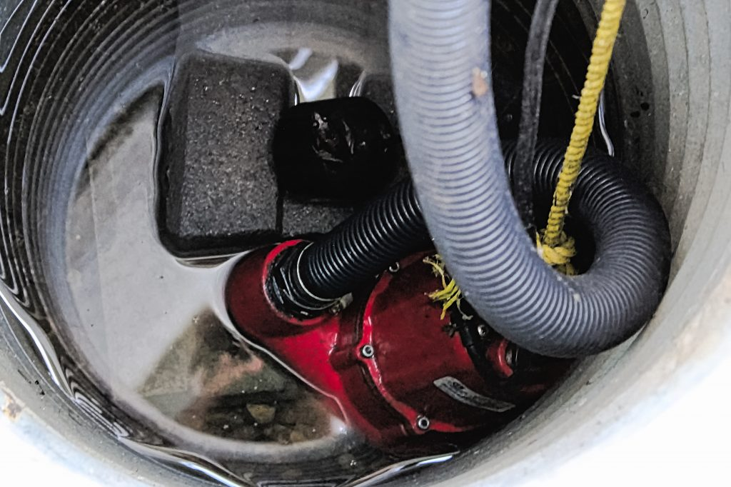 Sump Pump Constantly Running? Check These 3 Areas